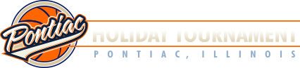 Pontiac Holiday Tournament Logo